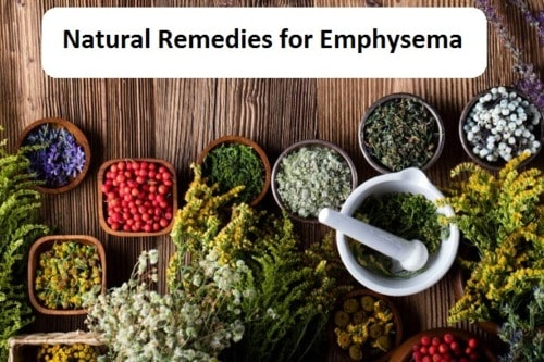 Natural Remedies for Emphysema Improve the Symptoms