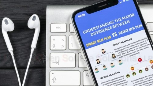 Binary vs Matrix MLM Compensation Plan - A Brief Comparison
