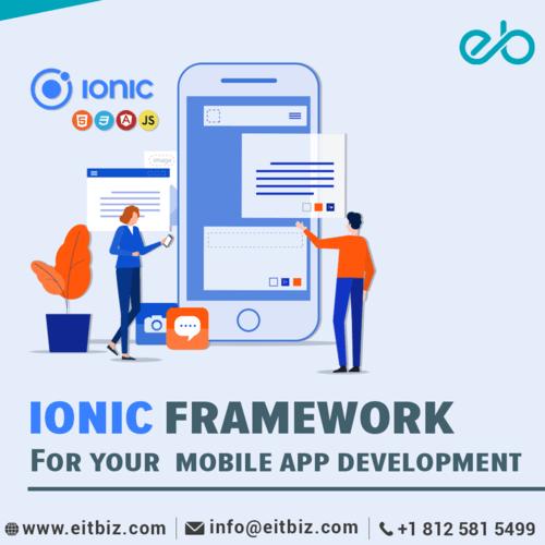 Ionic Framework for your mobile app development via EitBiz