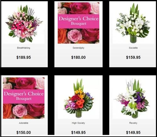 Florist Choice Bouquet Delivery via John Williams