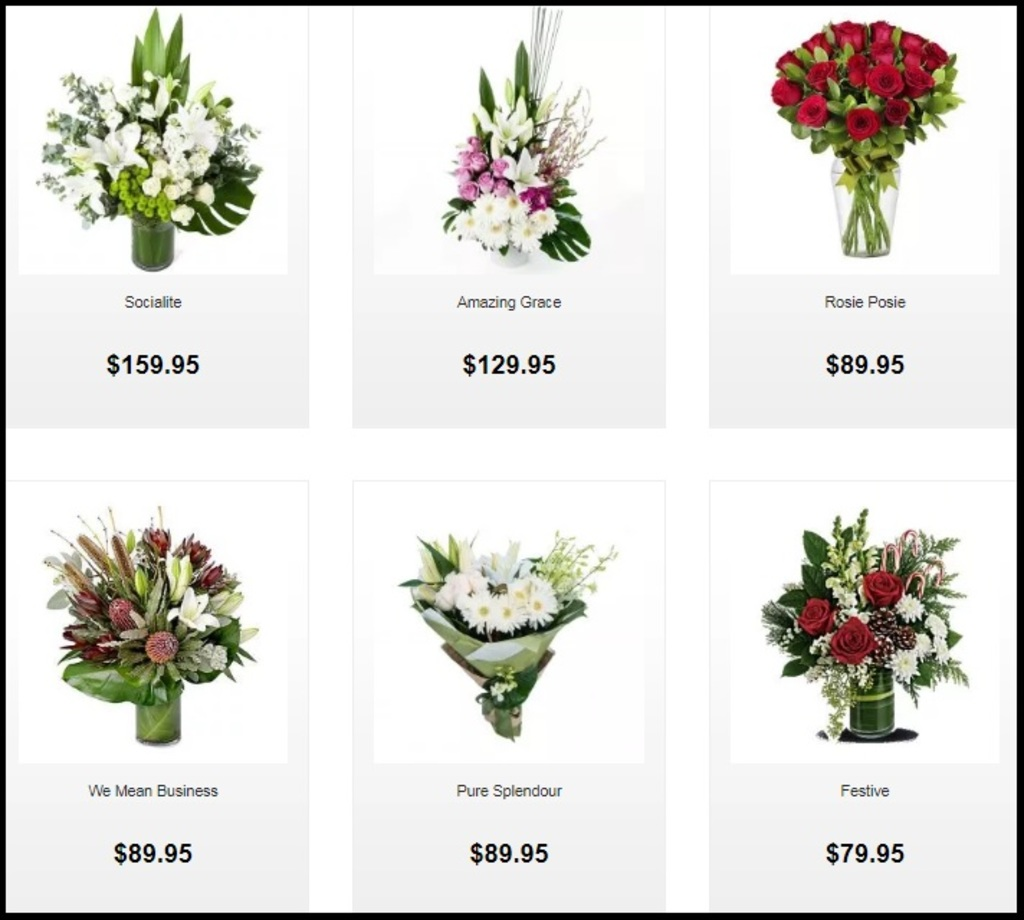 Buy Corporate Flowers Sydney via John Williams