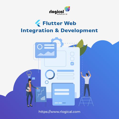 Flutter integrate and set up for web app development?                                     Get yo... via Rlogical Techsoft Ltd
