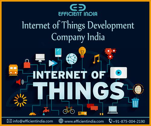 Trusted #InternetOfThings (IoT) App Development Company in I... via Efficient India