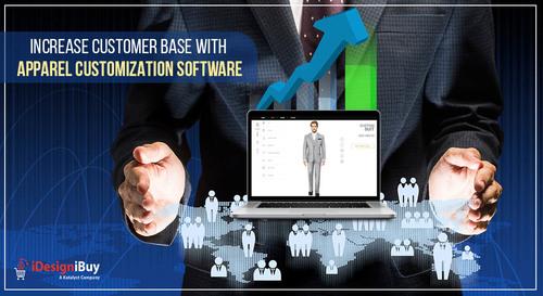 Increase Customer Base with Apparel Customization Software | iDiB