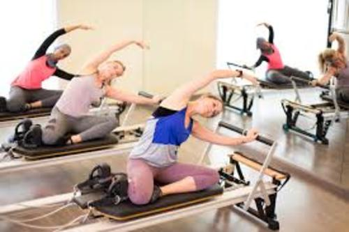 Group fitness instructor abu dhabi                                                                          Group fitness classes Ab... via Akilah Wasem