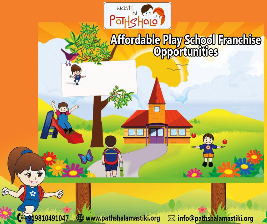 Get highly satisfied #PATHSHALA play school franchise busine... via Pathshala Masti Ki