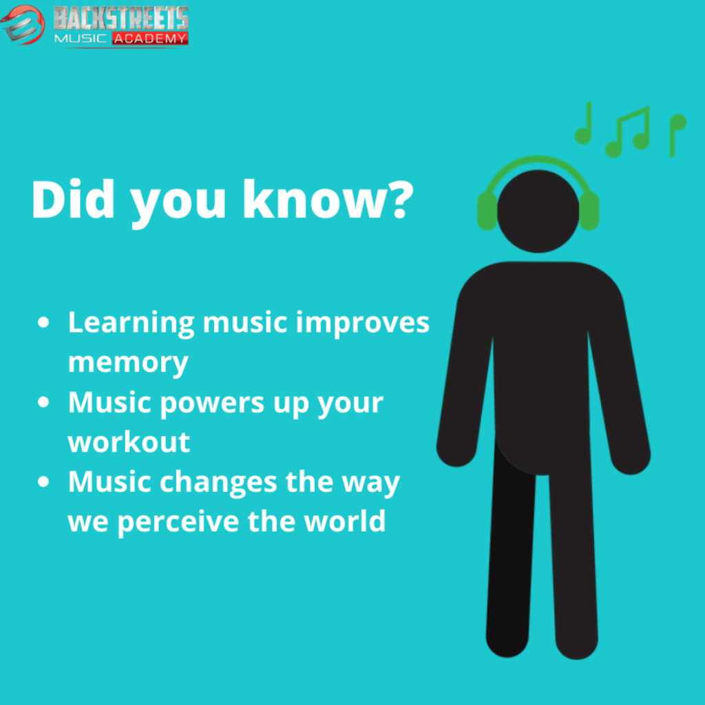 Music facts via Backstreets Academy