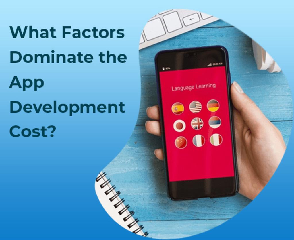What Factors Dominate the App Development Cost? via Appentus Technologies