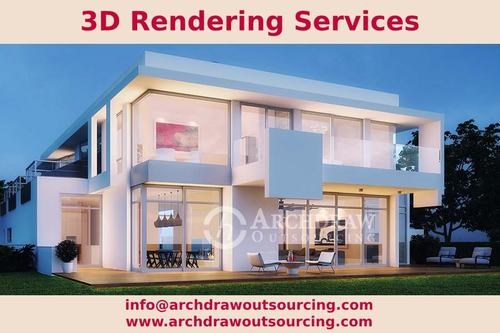 High Quality Affordable 3D Rendering Services – Archdraw Out... via C.Chudasama
