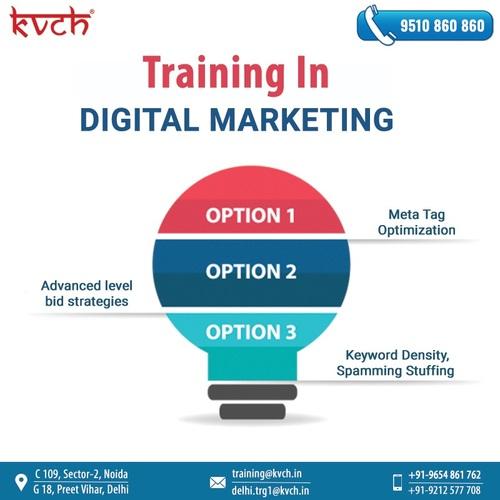 Complete Digital Marketing Course in Noida, Delhi NCR | 100%... via Jessica Smith