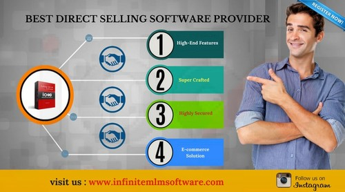 Infinite MLM Software is the stepping stone to the success o... via Infinite MLM Software