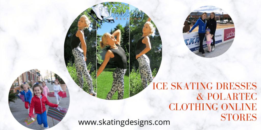 Best Ice Skating Dresses & Polartec Clothing Online Stores via Skating Designs