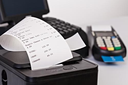 Máy in hóa đơn giá rẻ - Máy in bill via Tran Van Quang