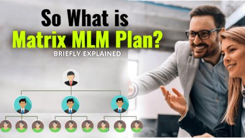 Matrix MLM software is a web-based application to run Matrix... via Infinite MLM Software