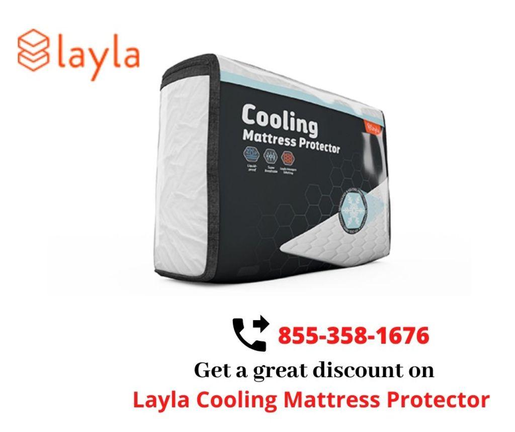 Breathable Mattress Protector   Sleep Products via Layla Sleep