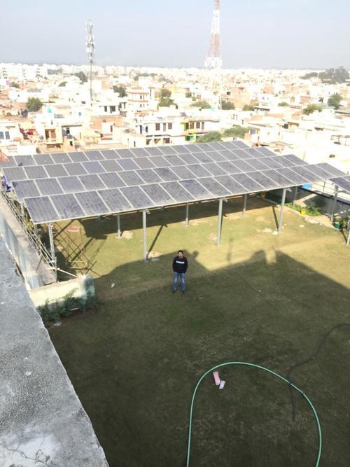 Photo via Kenbrook Solar