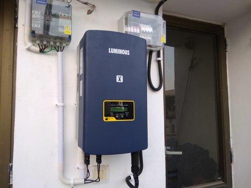 Solar inverter via Kenbrook Solar