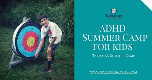 ADHD Summer Camp for Kids