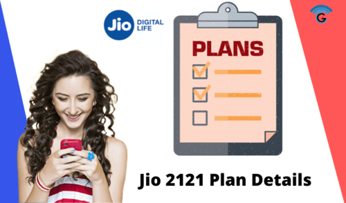 Jio 2121 plan details | Jio 2121 offer                                     last week jio Revised... via GBPSBroadband