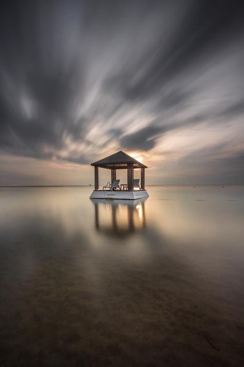 Sit, Enjoy and Relax! via Choky Sinam