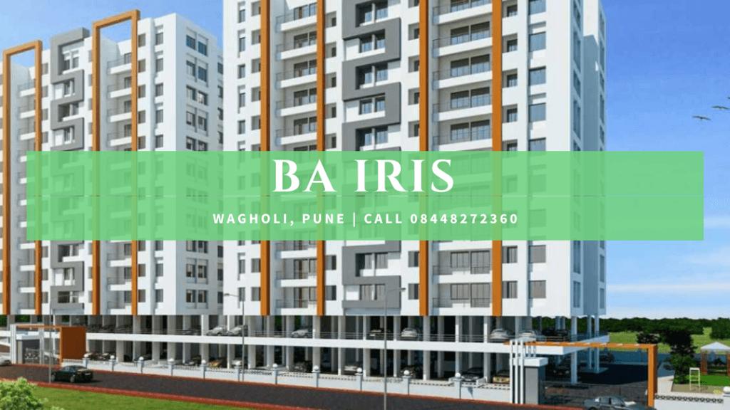 BA Iris Wagholi, Pune via Neha Arora