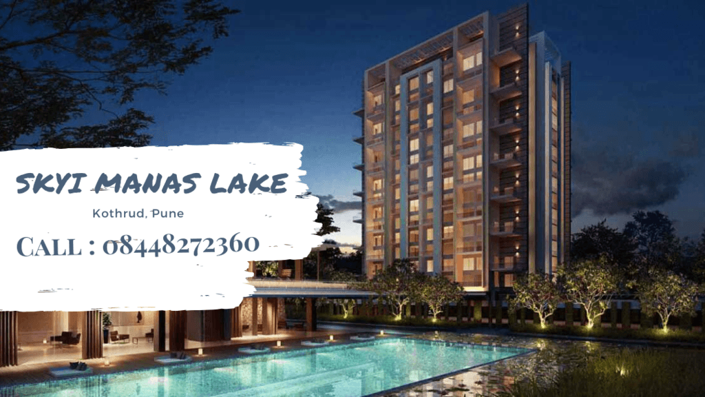 Skyi Manas Lake Kothrud, Pune via Neha Arora