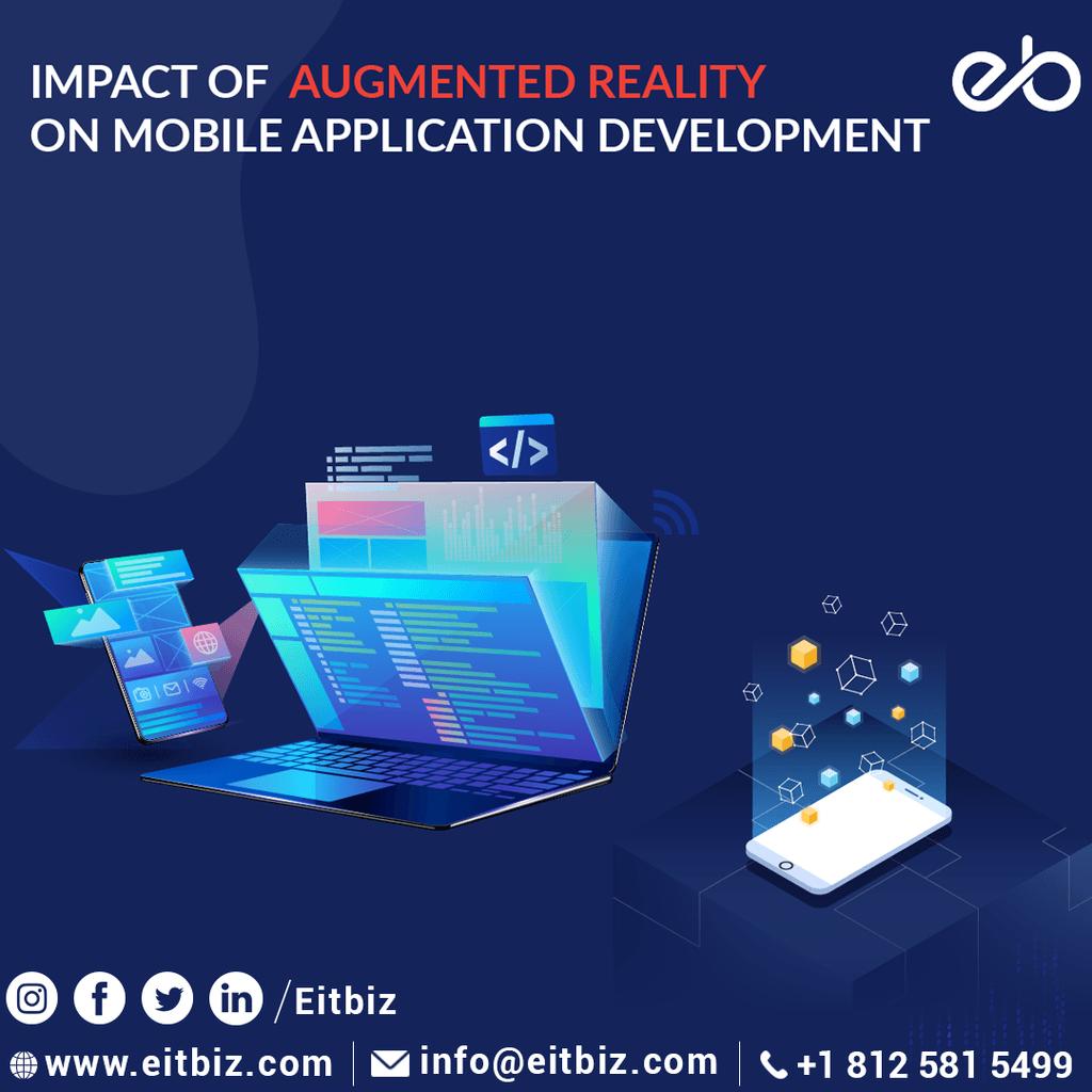 Impact of Augmented Reality on Mobile Application Developmen... via EitBiz