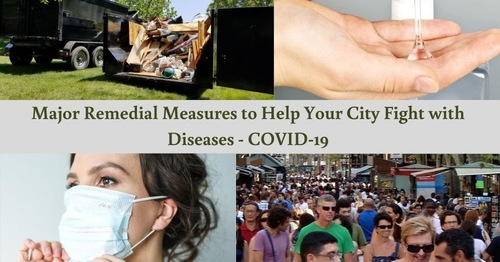 Junk Removal Services - Help Your City Fight Diseases with Cleanliness