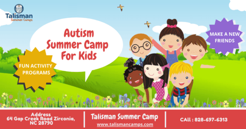 Talisman Summer Camp is here to help!  We provide specialize... via Talisman Summer Camp
