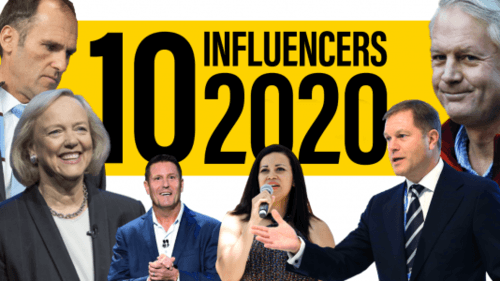 Ten Influencers 2020: The figures who will define the sports industry year ahead