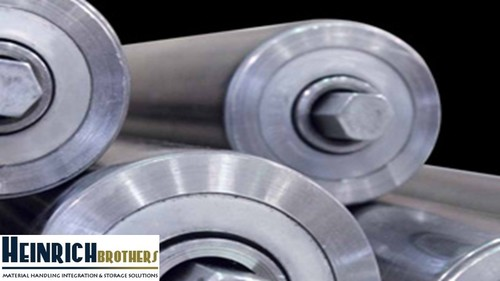 Heavy Duty Conveyor Rollers Supplier – Heinrich Brothers Inc... via heinrichbrothers
