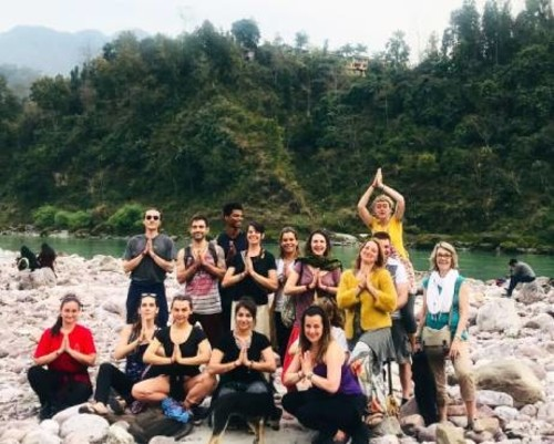200 Hours Yoga Therapy Teacher Training via Yoga Detox Therapy