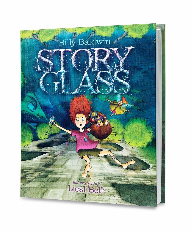 Story Glass                                                                                                                                                                    When Jen unknowingly touches a magic Story Bo... via Billy Baldwin
