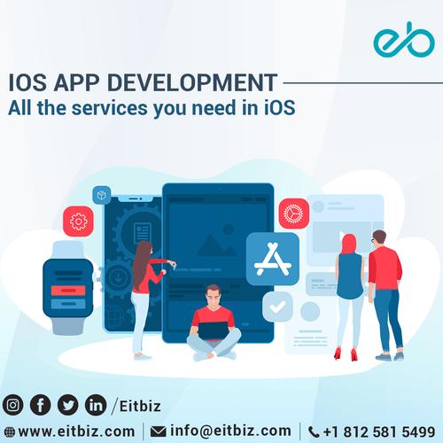 Ios Apps Development Agency Indianapolis, USA via EitBiz