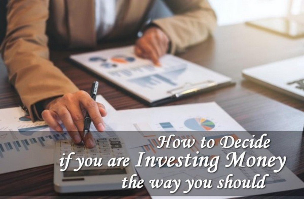 How to Decide if You are #Investing #Money the Way You Shoul... via Amit Verma