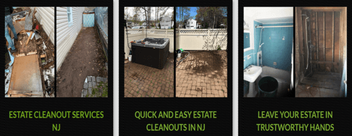 Get Trustworthy Estate & House Cleanout Services in New Jers... via Junkin' Irishman