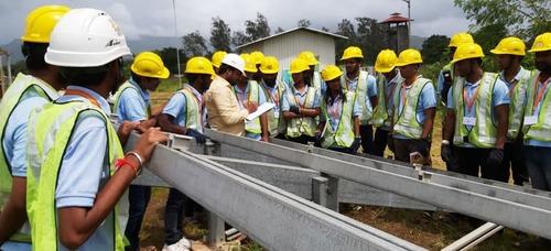 Solar EPC Companies - Mahindra Susten via Jai Rathi