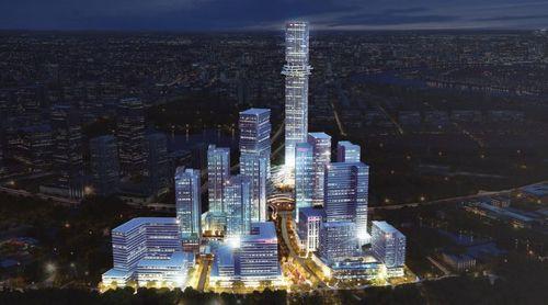 Empire City Thủ Thiêm via chothuechungcu