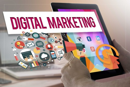 What Is Meant By Digital Marketing & Different Types Of Digital Marketing.