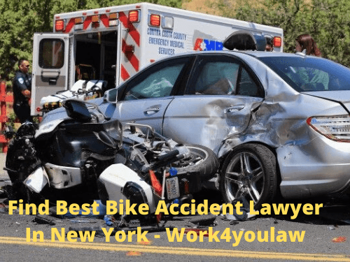 Find Best Bike Accident Lawyer In New York - Work4youlaw via Kenneth A Wilhelm
