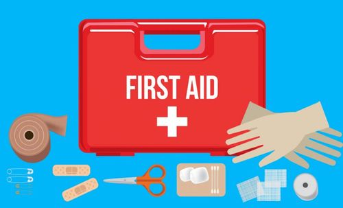 First aid kit is the best in the immediate situation if any ... via Fire Protection WareHouse