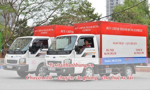 Vận chuyển Thành Hưng - dịch vụ taxi tải Thành Hưng - xe tải... via Taxi tải Thành Hưng
