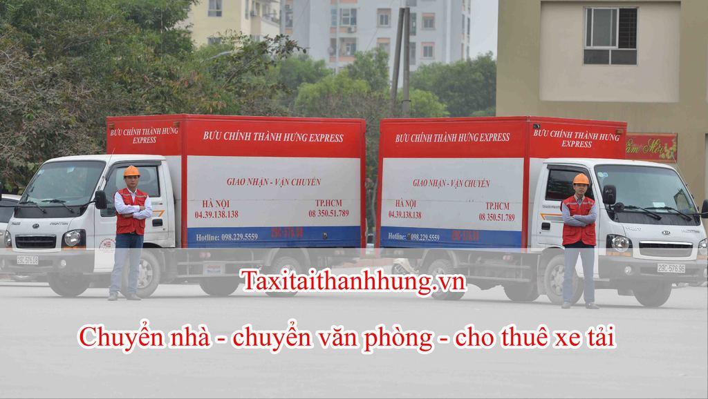 Taxi Tải - xe tải - vận tải Thành Hưng : dịch vụ vận chuyển ... via Taxi tải Thành Hưng