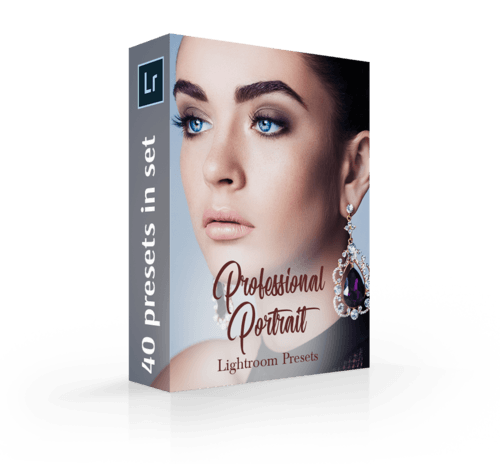 Portrait Pro Lightroom Presets - 40 Professional Lr Filters