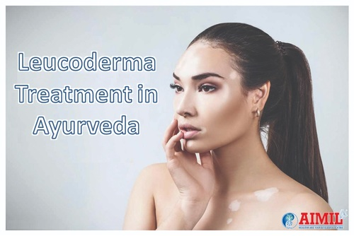 Leucoderma Treatment in Ayurveda via Aimil Health Care