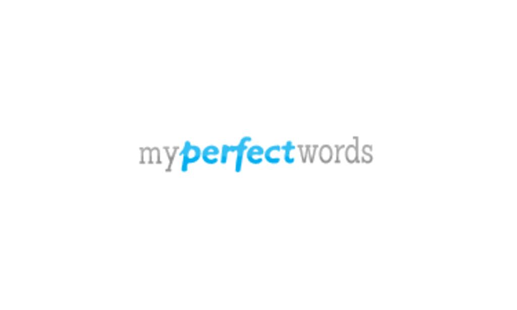 MyPerfectWords via DexterJohn