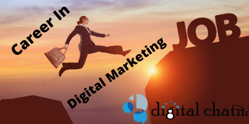Career In Digital Marketing | Digital Marketing Job Roles | Digital Chatni