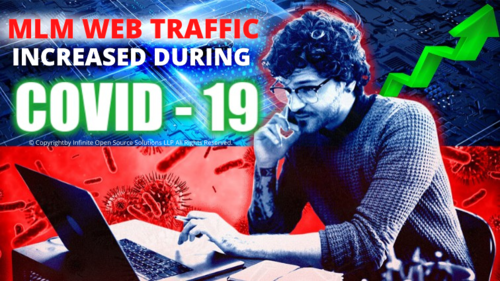MLM Web Traffic Increased During COVID - All You Need To Know About It