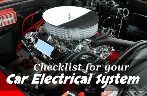 Checklist for your #Car Electrical System   ModernLifeBlogs ... via Amit Verma