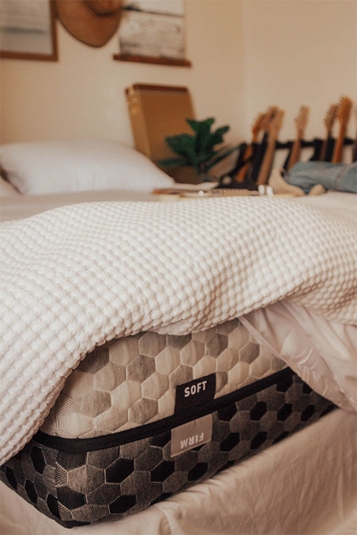 The Different Types of Mattresses [2020 Guide] | Layla Sleep
